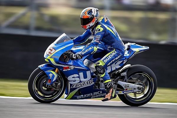 Suzuki gibt mögliche MotoGP-Rückkehr von Alex Rins bekannt
