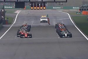 F1 Vista previa Calendario, pilotos y pruebas para la F1 en 2018