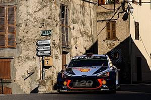 WRC Resumen de la fase Neuville, cuarto ganador distinto del WRC en Córcega y Sordo sube al podio