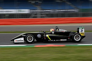 F3 Europe Qualifying report Silverstone F3: McLaren's Norris tops first qualifying by 0.006s