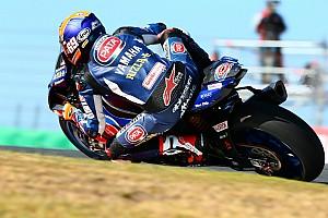 Superbikes Verslag vrije training WSBK Magny-Cours: Van der Mark tweede na vrijdagtrainingen
