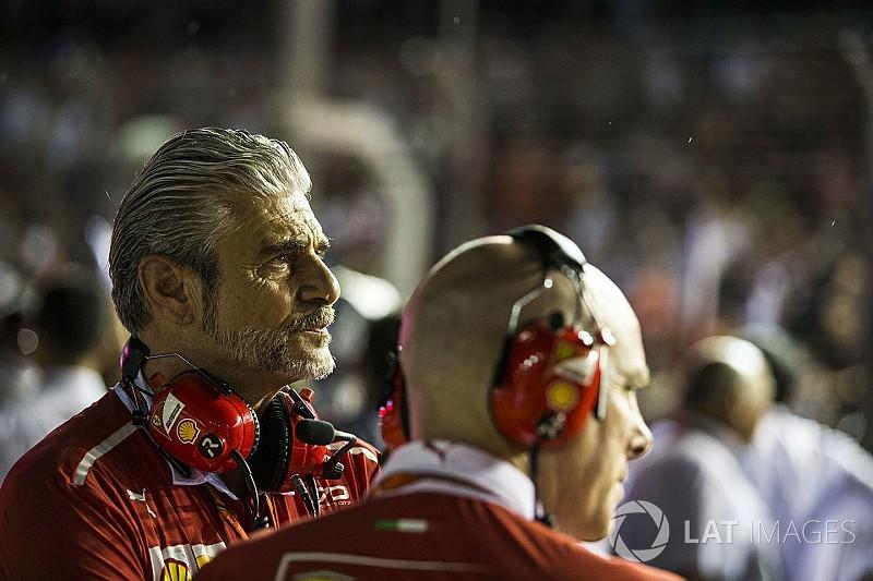 Arrivabene és a fájdalmas arc: dupla KO a Ferrarinál