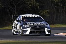 Supercars New Commodore Supercar makes on-track debut