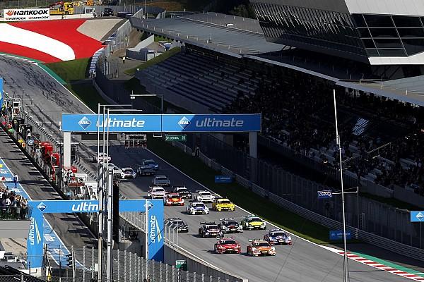 Трансляція недільної гонки DTM зі Шпільбергу