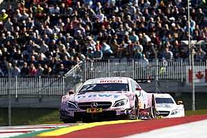 DTM Son dakika Mercedes, DTM'deki son sezonunda mevcut dört pilotunu tutacak