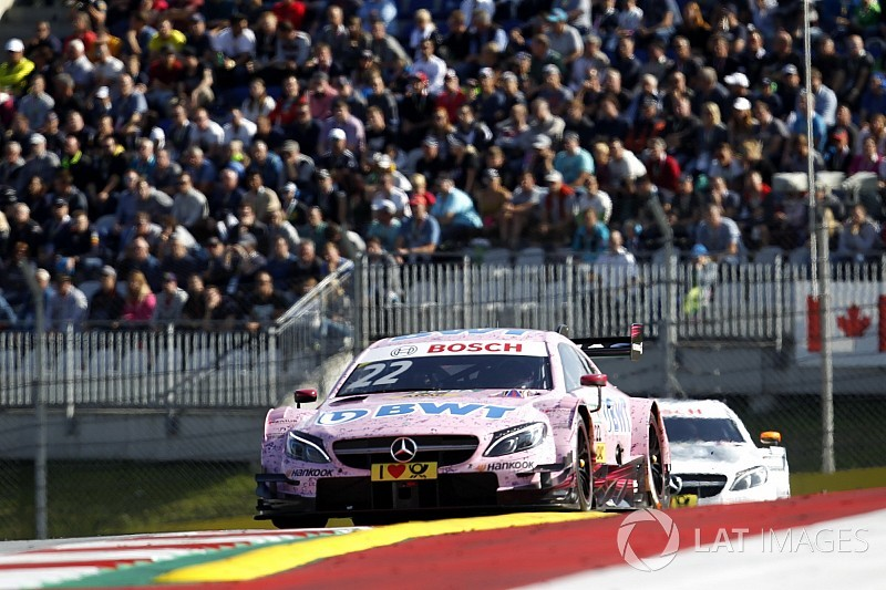 У Mercedes оприлюднили програму прощального сезону в DTM