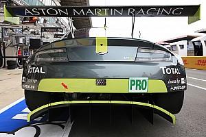 WEC Últimas notícias Aston Martin mantém 'Vantage' em novo carro para GTE