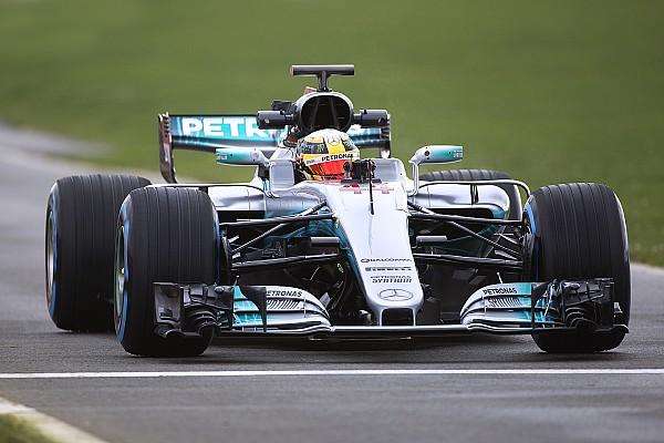 Формула 1 Самое интересное Фото: Mercedes W08 Hybrid в деталях