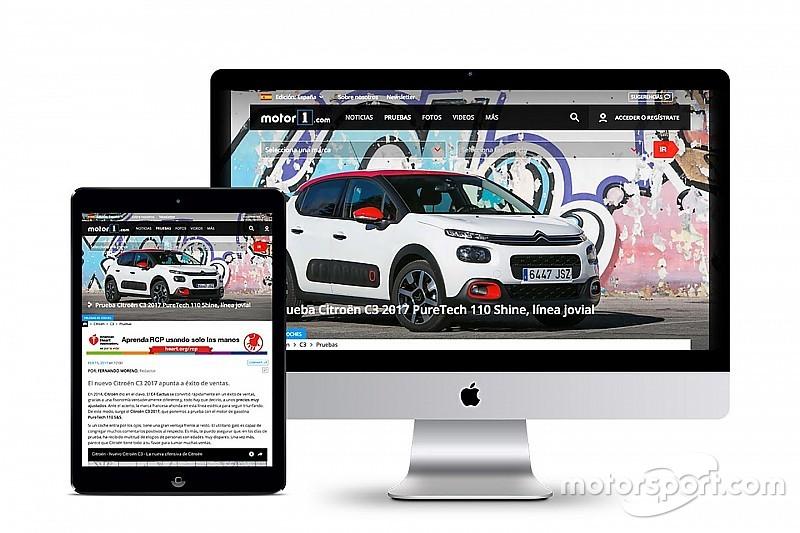 Motor1.com запускает издание в Испании