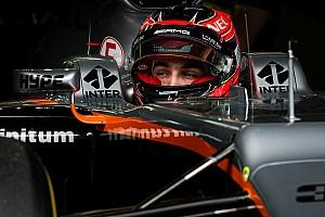Formule 1 Interview Ocon :