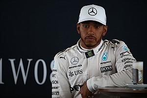 Fórmula 1 Últimas notícias Hamilton pede mais liberdade nas mídias sociais para pilotos