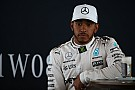 Formula 1 Hamilton calls for more social media freedom for F1 drivers