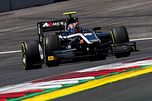 FIA F2 Race report Red Bull Ring F2: Markelov wins, Leclerc collides with teammate