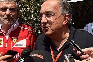 Forma-1 BRÉKING Marchionne: Több problémánk is van a Ferrarinál