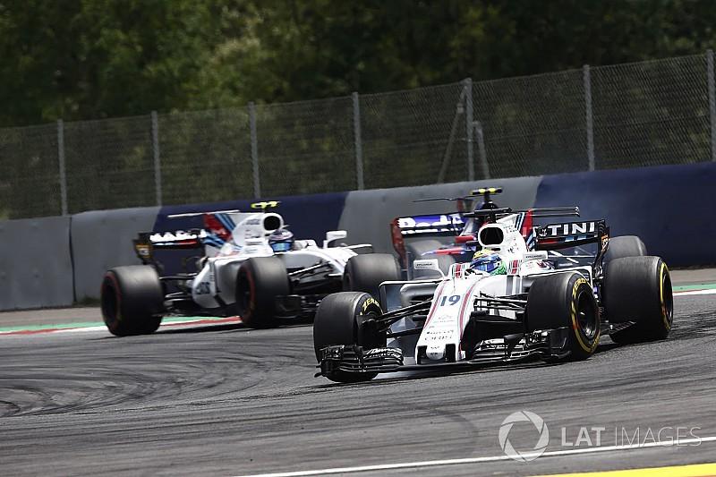 【F1】ウイリアムズ「最悪の予選後、ダブル入賞は期待できなかった」