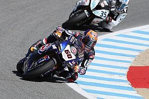 Superbikes Nieuws Van der Mark zoekt naar antwoorden na lastig weekend op Laguna Seca