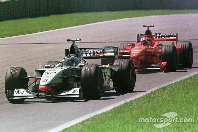 Mika Häkkinen über Michael Schumachers sieben Titel: