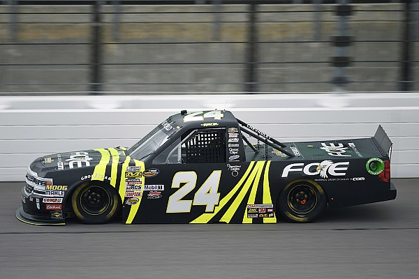 NASCAR Truck GMS Racing Truck crew chief suspended for Charlotte infraction