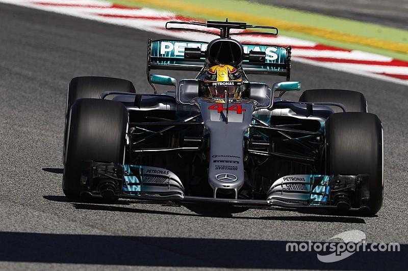Barcellona, Libere 2: Mercedes davanti, ma Ferrari molto più vicine