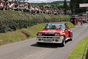 Vintage Breaking news World's oldest hillclimb course to be used downhill for first time