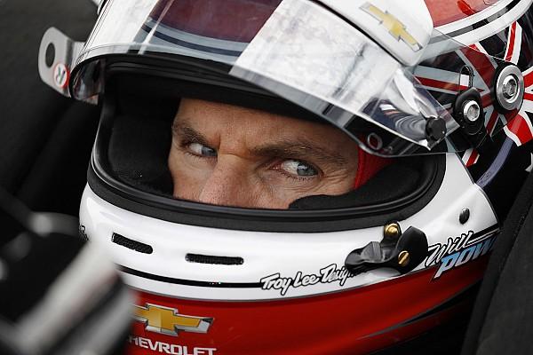 IndyCar Power cierra fuerte la última práctica en Pocono