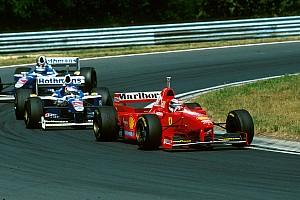 Forma-1 Elemzés Ferrarik a Forma-1-ben: az orrát fenn hordó F310B