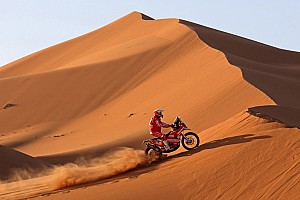 Cross-Country Rally Stage report Merzouga Rally: Farres wins third stage, de Soultrait still leads