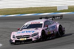 DTM Qualifiche Auer si conferma e guida la tripletta Mercedes nelle Qualifiche di Hockenheim