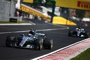 Formel 1 Reaktion F1: Hamilton und Bottas erklären Mercedes-Teamorder in Ungarn