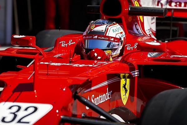 Ferrari прервала отдых Леклера ради шинных тестов в Барселоне