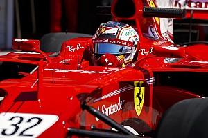 Формула 1 Отчет о тестах Ferrari прервала отдых Леклера ради шинных тестов в Барселоне