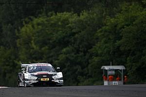 DTM Qualifying report Hungaroring DTM: Rast scores maiden pole, Audi dominates