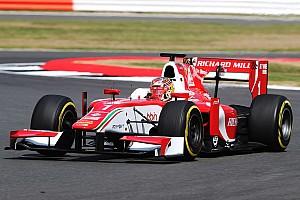 FIA F2 レースレポート 【F2シルバーストン】レース1:ルクレールが5勝目! 松下は10位入賞