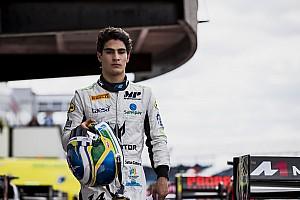 FIA F2 Últimas notícias Pole para 2ª prova, Sette Câmara não pensa em vitória em Spa