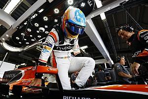 Формула 1 Комментарий «Контракт рассчитан надолго». Алонсо о своем будущем в McLaren