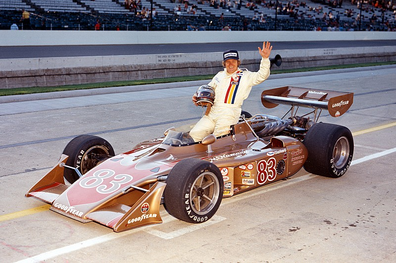Former Indy 500 Rookie of the Year Puterbaugh dies aged 81