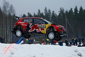 Galería: Así fue el tercer día en el Rally de Suecia