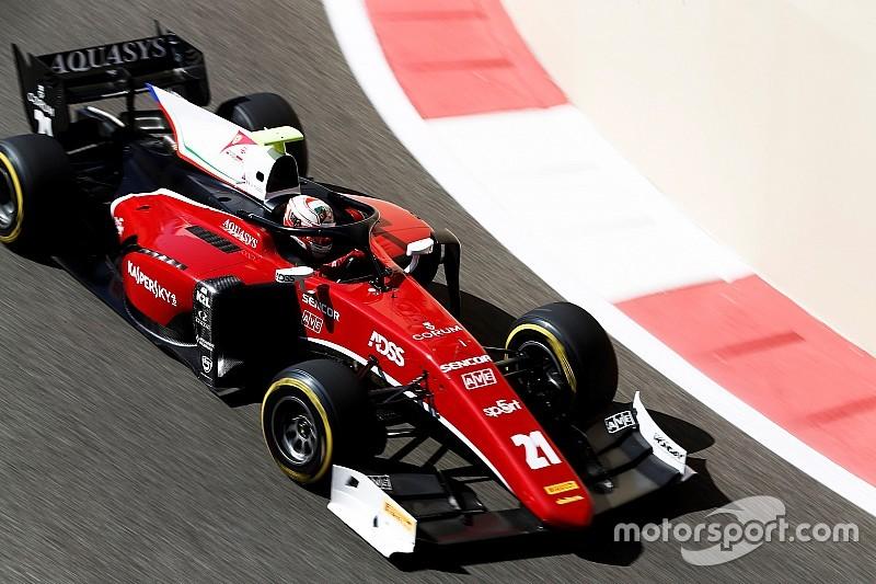 فورمولا 2: فوكو يفوز بالسباق الختامي للموسم في أبوظبي