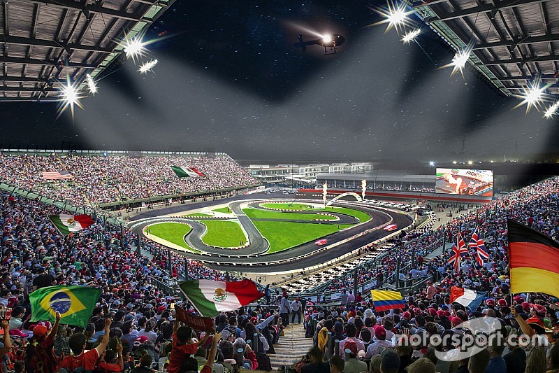 Città del Messico ospiterà l'edizione 2019 della Race of Champions