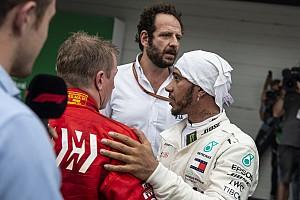 F1-es téli szünet: Hamilton vs Räikkönen módra