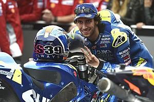 Suzuki: Alex Rins trauert möglichem MotoGP-Sieg nicht hinterher