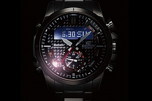 Casio EDIFICE ECB800: Behind the design