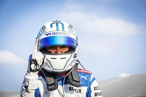 W Series Zandvoort: Kimilainen toma la pole al derrotar a Powell