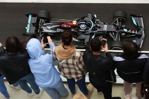 Allarme Mercedes: la power unit 4 di Bottas era davvero KO!