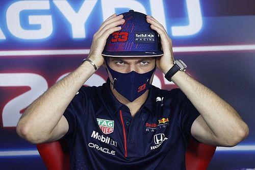 Hamilton sorusu Verstappen'i kızdırdı
