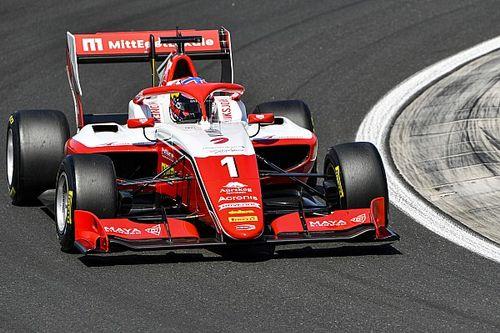Hauger nyerte az F3-as főfutamot, Tóth balesettel zárta hazai hétvégéjét