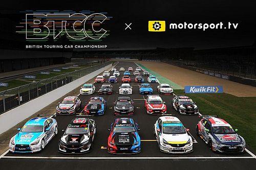 """""""بي تي سي سي"""" تطلق قناة خاصة ضمن منصة """"موتورسبورت.تي في"""""""