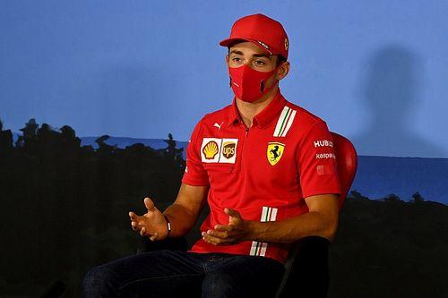 Леклер уверен на 99 %: у Ferrari большие проблемы