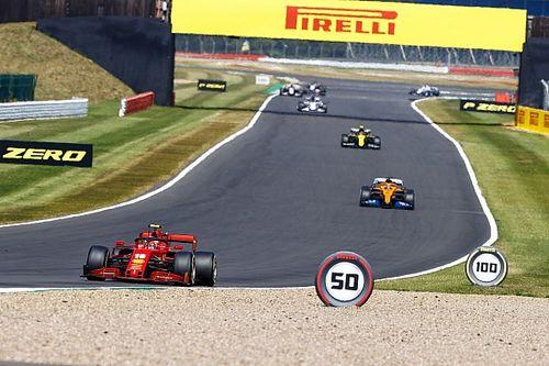 Leclerc sorprendido por su cuarto lugar en GP del 70 aniversario