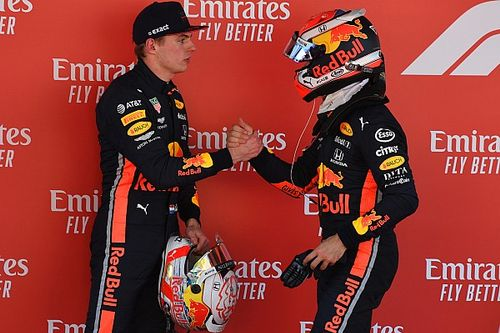 Verstappen explica por qué falló Gasly en Red Bull